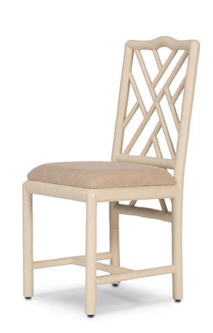 Sarreid Ltd. - Brighton Bamboo Side Chair - 29625