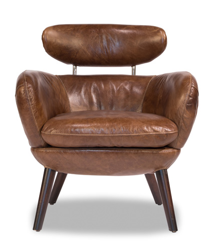 Sarreid Ltd. - Sinclair Arm Chair - 29757