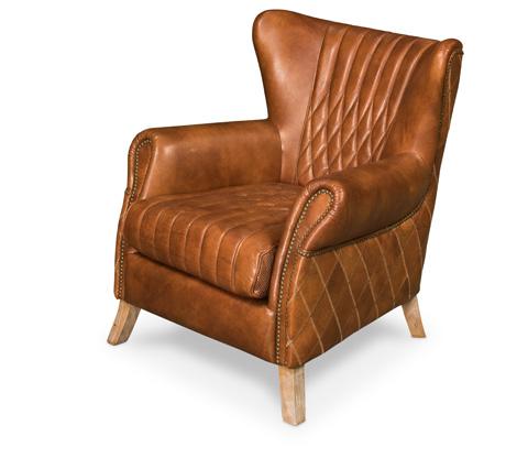 Sarreid Ltd. - Bugatti Arm Chair - 29773