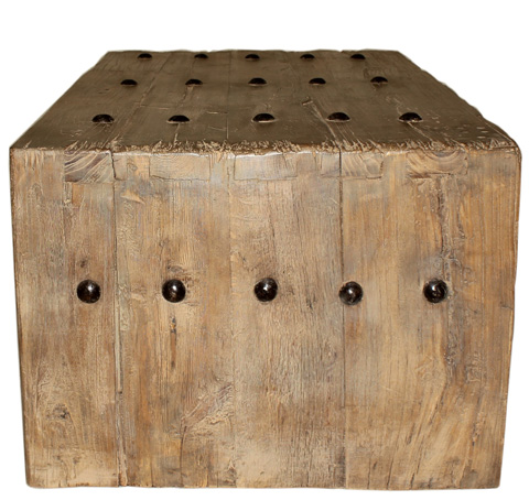 Sarreid Ltd. - Antique Door Table - 29790