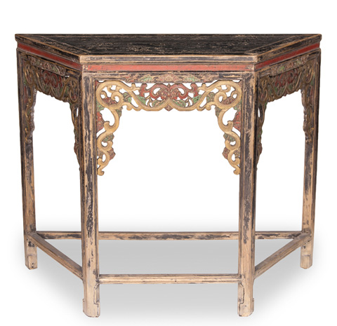 Sarreid Ltd. - Wall Table - 29829