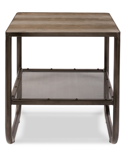 Sarreid Ltd. - Side Table By One - 30066