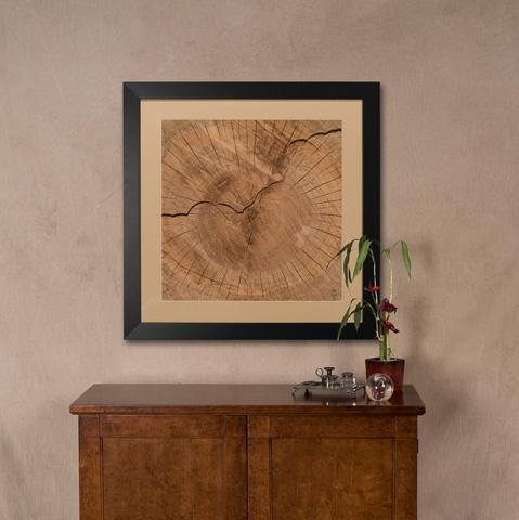 Sarreid Ltd. - Tree Trunk Giclee Print - 30228