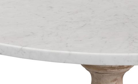 Sarreid Ltd. - Aldo Round Hall Table - R026M3-16