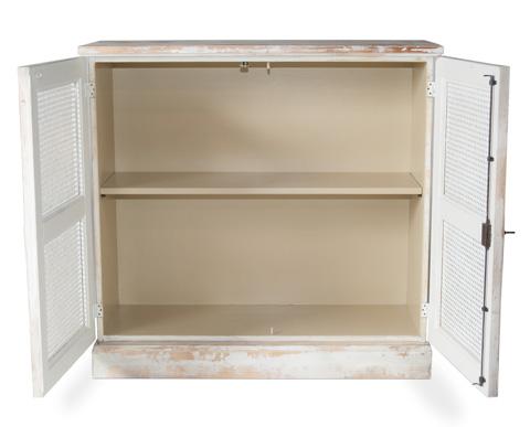 Sarreid Ltd. - Cane Door Buffet - R078-16C