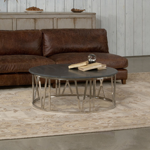 Sarreid Ltd. - Numeral Coffee Table - 29250