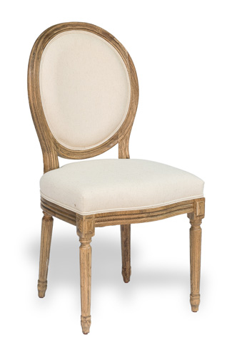 Sarreid Ltd. - Cameo Side Chair - 29261