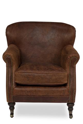 Sarreid Ltd. - Putnam Arm Chair - 30101