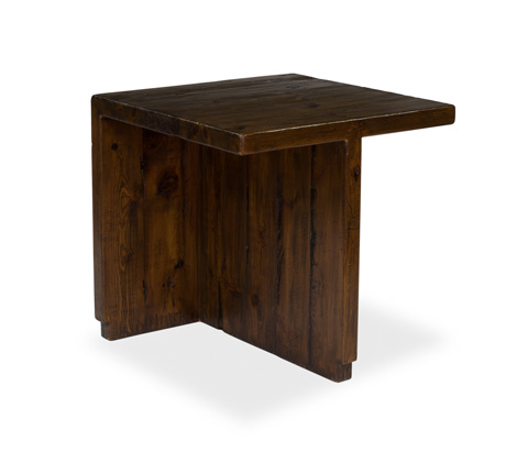 Sarreid Ltd. - Equal Side Table - 30496