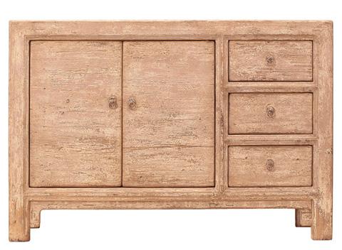 Sarreid Ltd. - Cabinet with Two Doors - 30548