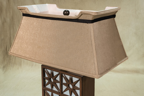 Sarreid Ltd. - Starburst Lamp - V00150