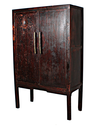 Image of Antique Ming Armoire