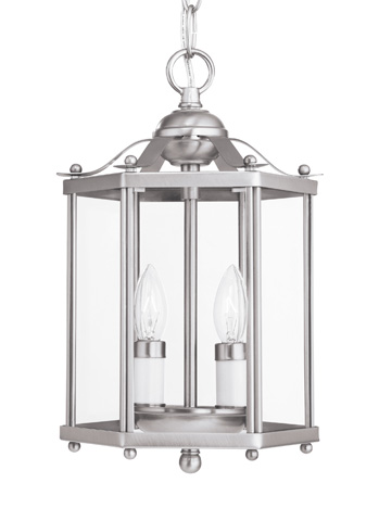 Sea Gull Lighting - Two Light Semi-Flush Convertible Pendant - 5232-962