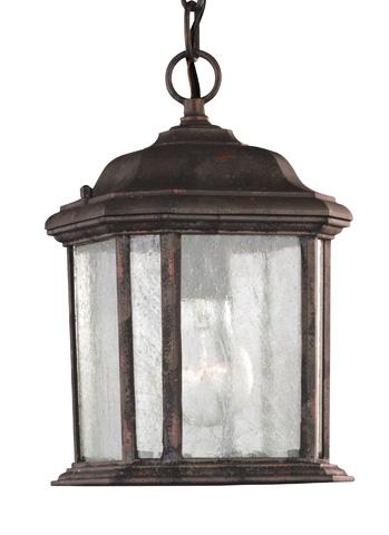 Sea Gull Lighting - One Light Outdoor Semi-Flush Convertible Pendant - 60029-746
