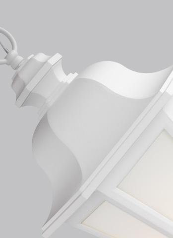 Sea Gull Lighting - One Light Outdoor Pendant - 6025BLE-15