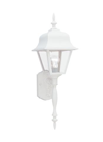 Sea Gull Lighting - One Light Outdoor Wall Lantern - 8765-15
