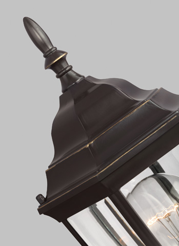 Sea Gull Lighting - One Light Outdoor Wall Lantern - 88940-782