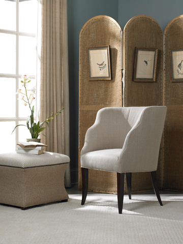 Image of Small Accent Chair