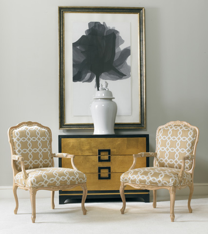 Sherrill - Carved Chair - 1014-1