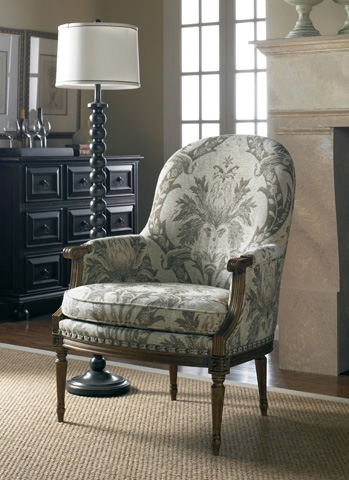 Sherrill Furniture Company - Carved Chair - 1122