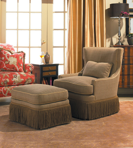 Sherrill Furniture Company - Lounge Chair - 1366
