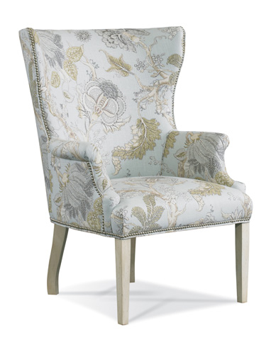 Sherrill - Wing Chair - 1644