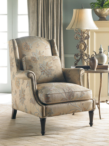 Sherrill Furniture Company - Wing Chair - 1692