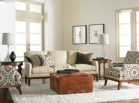 Sherrill Furniture Company - Sofa - 1946