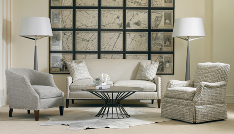Sherrill Furniture Company - Sofa - 3149-3