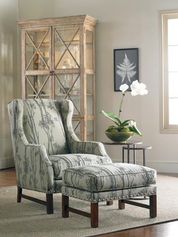 Sherrill Furniture Company - Wing Chair - 3323
