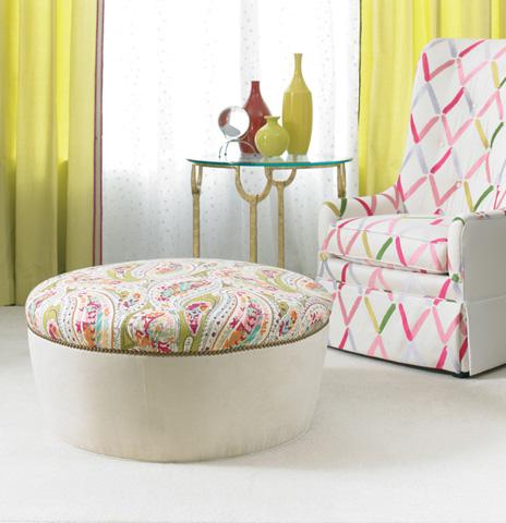 Sherrill Furniture Company - Ottoman - 6047