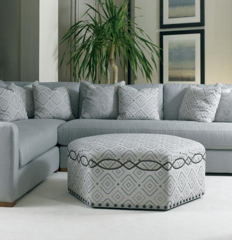 Sherrill Furniture Company - Ottoman - 6049