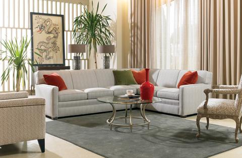 Sherrill Furniture Company - Sectional - 96LS/96RN