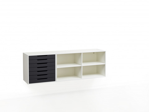 Skovby - Bookcase - SM 621