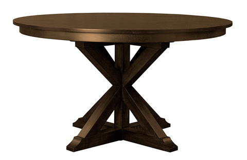 Saloom Furniture - Devon Dining Table - MEWO 6060