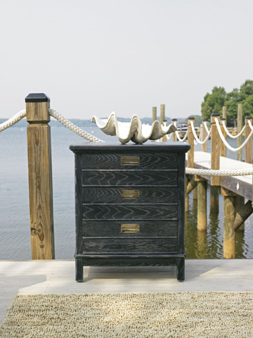 Stanley Coastal Living - Cape Comber Chairside Chest - 062-A5-15