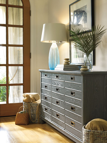 Stanley Coastal Living - Cape Comber Console Table - 062-C5-06