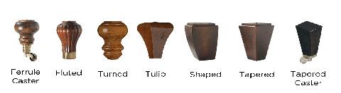 Stanford - Castilla Chair - 1343-32