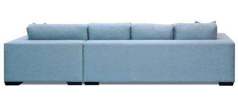Stanford - Cubbage Three Cushion Sofa - 1379-390