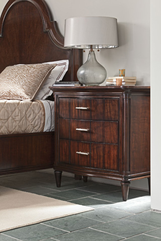Stanley Furniture - Swingtime Serpentine Bachelor's Chest - 193-13-17