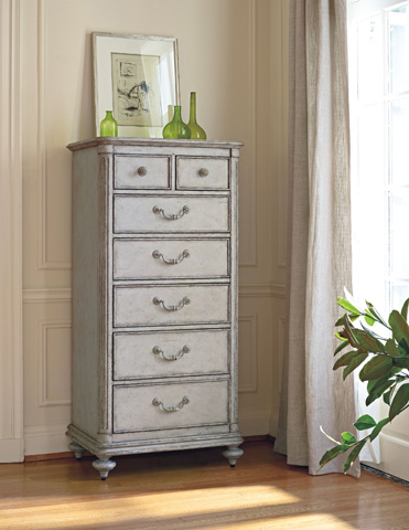 Stanley Furniture - Belle Mode Lingerie Chest - 222-23-12