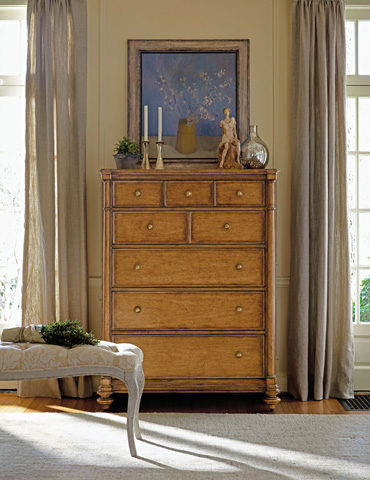 Stanley Furniture - Belle Mode Drawer Chest - 222-63-13