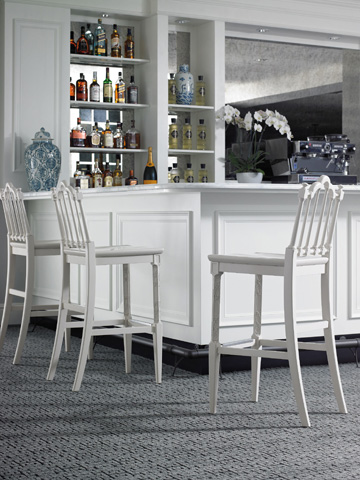 Stanley Furniture - Chippendale Ropemakers Bar Stool - 302-21-73