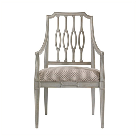 Stanley Furniture - Cooper Upholstered Seat Arm Chair - 302-51-70