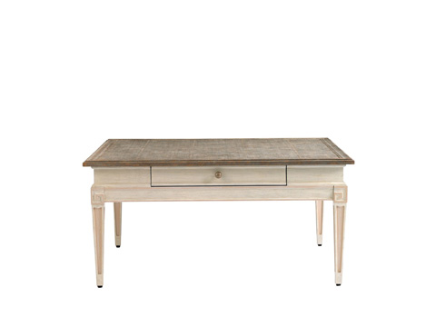 Stanley Furniture - Fairbanks Square Cocktail Table - Orchid - 340-25-02
