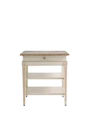 Stanley Furniture - Fairbanks End Table - 340-25-09