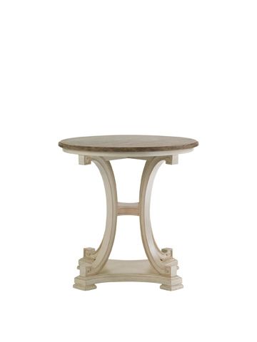 Stanley Furniture - Myrtle Lamp Table - Orchid - 340-25-14