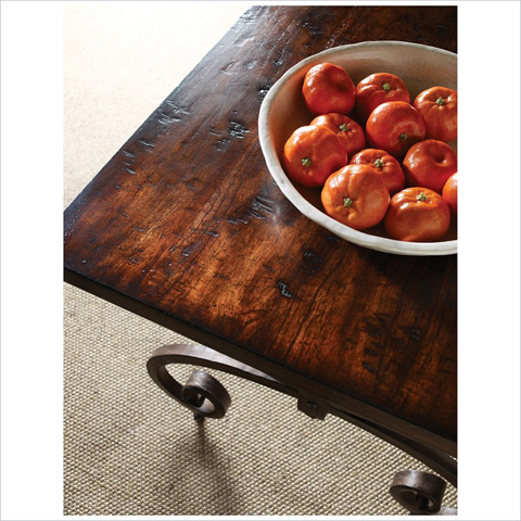 Stanley Furniture - Conquistador Bench Table - 971-15-01
