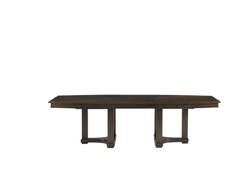 Stanley Furniture - Lola Double Pedestal Table - 436-11-36