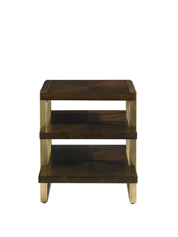 Stanley Furniture - Autry End Table - 436-15-08